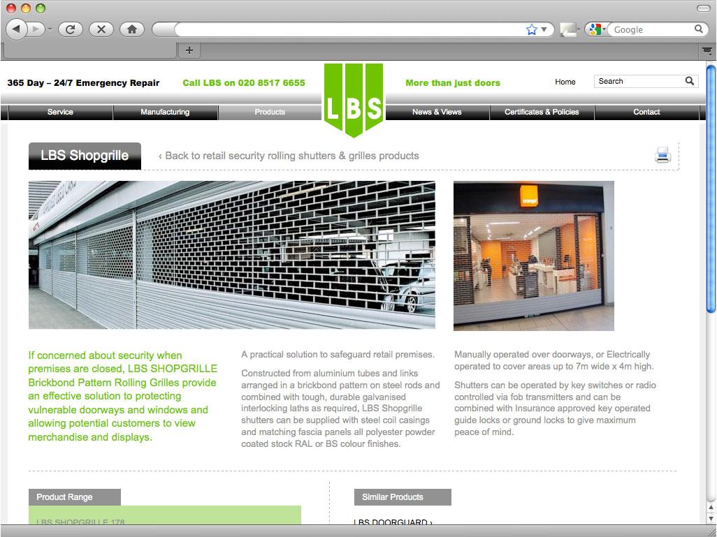 Lbs group web design poole bournemouth dorset neon for Web design poole