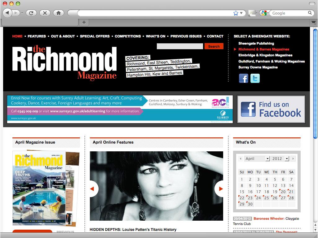 Sheengate publishing web design poole bournemouth for Web design poole