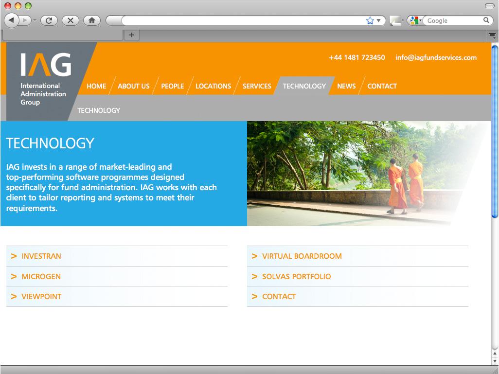 Iag web design poole bournemouth dorset neon web design for Web design poole